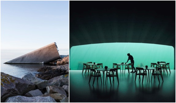 underwater norway restaurant