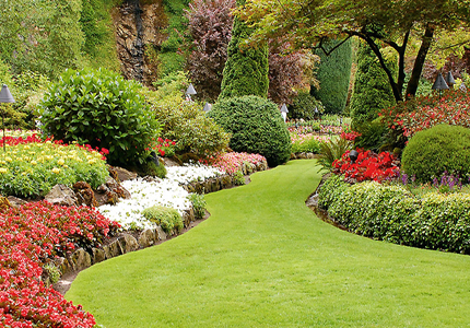 garden tourism article